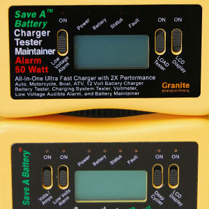 Battery Chargers & Conditioners