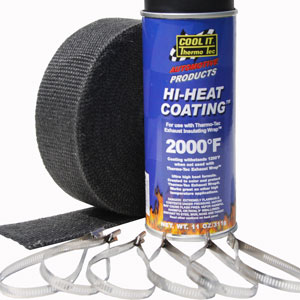 Exhaust Wrap & Accessories