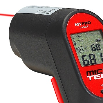 Pyrometers & Infrared Thermometers