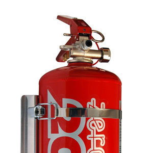 Plumbed In Fire Extinguishers