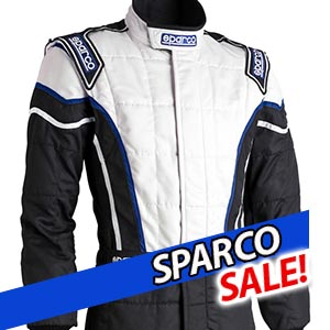 Sparco Suits - HALF PRICE