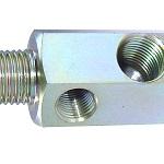 T-Pieces & Thread Adaptors