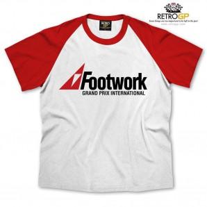 2cfd92d43 Retro GP Footwork Team T-Shirt | advantage-motorsport.co.uk - shop ...