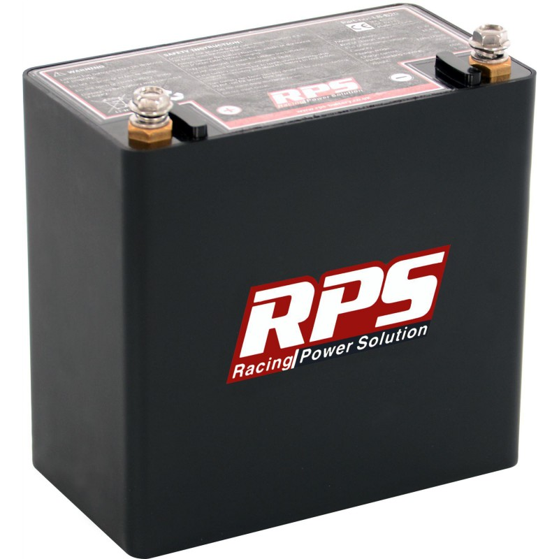 Rps racing power solution lithium ion 12v 600a 13 0ah for Avantage batterie lithium ion
