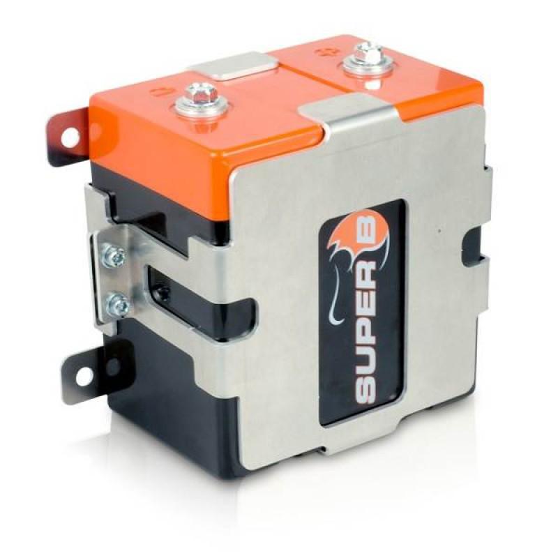 Super b 10p lithium battery bracket advantage motorsport for Avantage batterie lithium ion