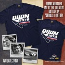 Retro GP Dijon 1979 T-Shirt