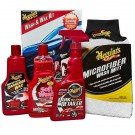 Meguiars 4pc Wash & Wax Kit
