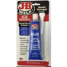 J-B Weld Blue RTV 100% Silicone Gasket Maker & Sealant