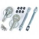 Grayston Stainless Steel Sliding Bonnet Pin Kit
