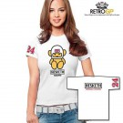 Retro GP Hesketh Ladies T-Shirt