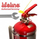 Lifeline Zero 2000 Extinguisher Refill & Servicing