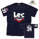 Retro GP Lec David Purley Junior T-Shirt