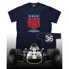 Retro GP AAR Dan Gurney T1G Commemorative T-Shirt