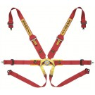 "Sabelt Steel Series 6 Point Bolt In 2""/2"" Formula Single Seater Harness"