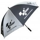 MotoGP Track Umbrella Black & Silver (MGPUMB06)