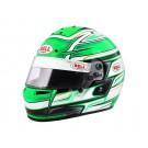 Bell KC7-CMR Helmet Venom Green