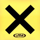 LMA Novice Cross Square Sticker