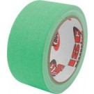 "ISC Standard Duty Racers Tape 2"" x 180ft Neon Green"