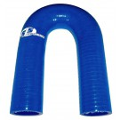 SFS Fluoro-Lined 180 Degree Silicone Hose Elbow