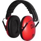Kidz Ear Defenders Red