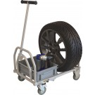 B-G Racing Mini Folding Pit Trolley