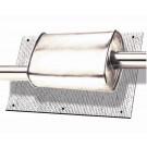 Thermo-Tec Exhaust Muffler/Cat Heat Shield