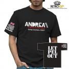 Retro GP Andrea Moda T-Shirt