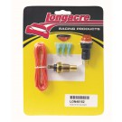 Longacre GageLite Water Temperature Warning Light Kit