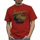 Retro Formula 1 Fangio Monaco 57 T-Shirt