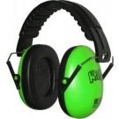 Kidz Ear Defenders Green