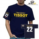 Retro GP Ensign Regazzoni T-Shirt
