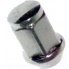 "Grayston Bulge Dome Wheel Nut 1/2"" UNF 60 Degree Taper Seat"