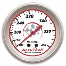 Longacre AccuTech Sportsman Oil Temperature Gauge