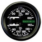 Racetech Oil Pressure / Oil Temperature Combination Gauge