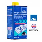 Original ATE Typ 200 Performance DOT 4 Brake Fluid 1 Litre