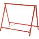 "BG Racing Extra Large 24"" Red Chassis Stands (Pair) - Powder Coated"