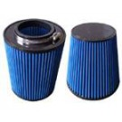 Jetex Universal Cone Air Filter 80mm Neck Rubber Cap