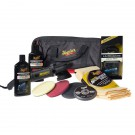 Meguiars MT320 Deluxe Polisher Kit (Unit + Pads + Extras)