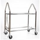 B-G Racing Stainless Steel Wheel & Tyre Trolley