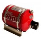 Lifeline Zero 2000 2.25ltr Electric Saloon Car Fire Extinguisher System